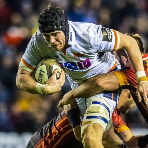 Edinburgh Rugby v Southern Kings - Guinness Pro14 Round 10